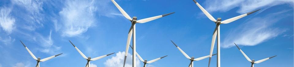 Versnelling van de energietransitie door wind
