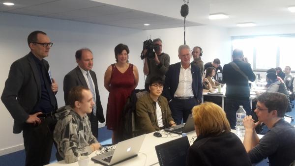 VDAB en BeCode pakken met nieuw investeringsmodel Antwerpse jongerenwerkloosheid aan