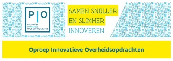 Oproep Innovatieve overheidsopdrachten