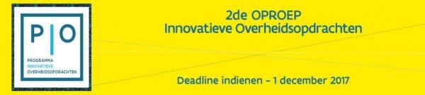 Tweede PIO-oproep: 28 projectaanvragen